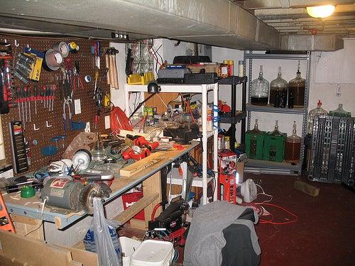 Willie's Workshop