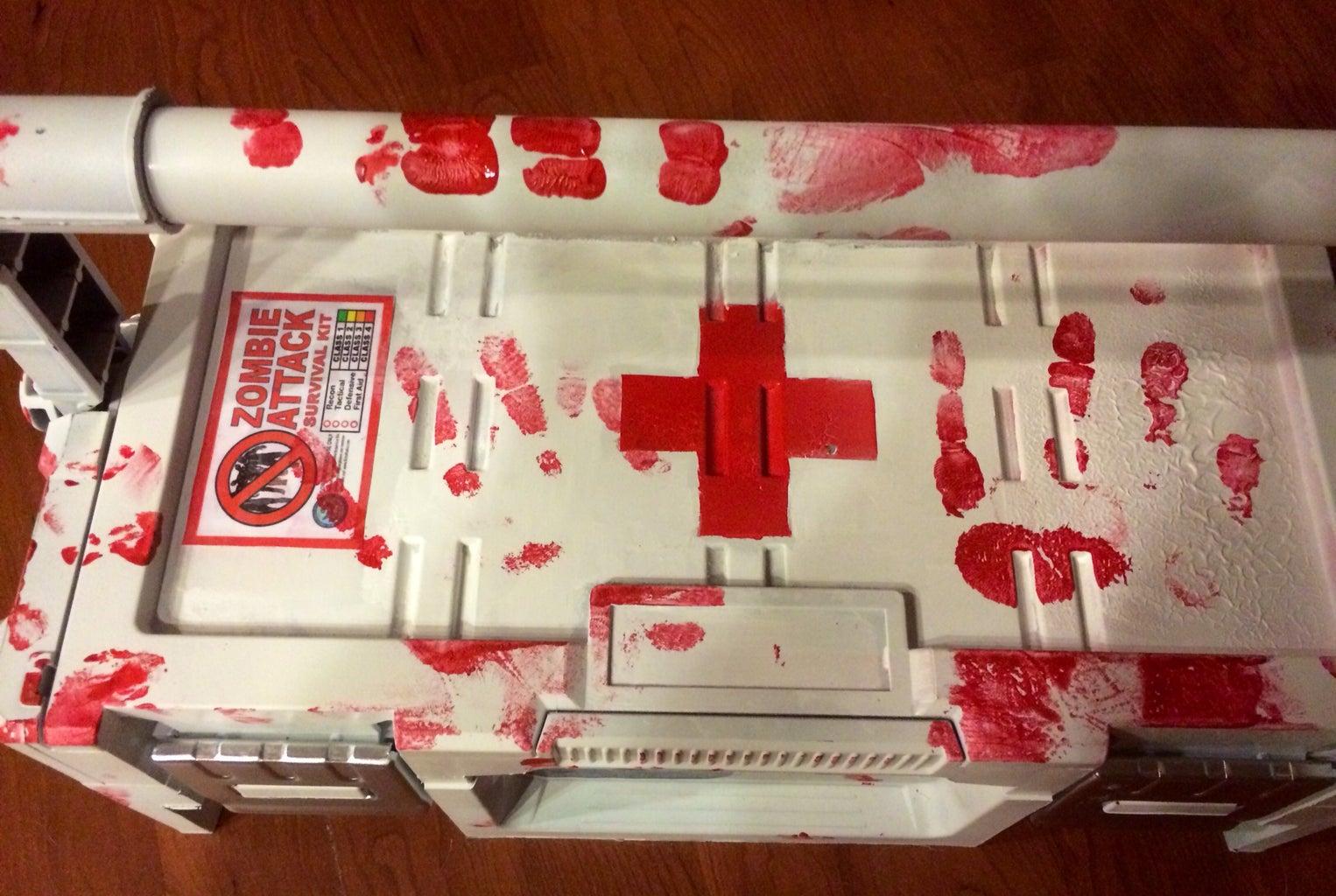 Zombicide Storage Boxes