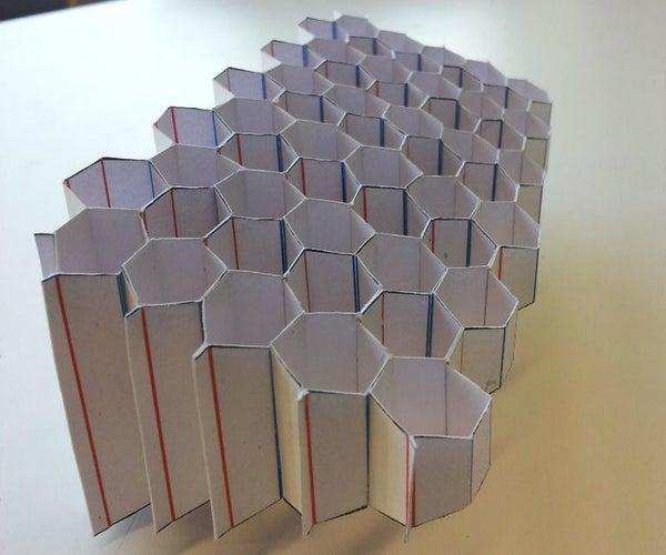 Kirigami Honeycombs
