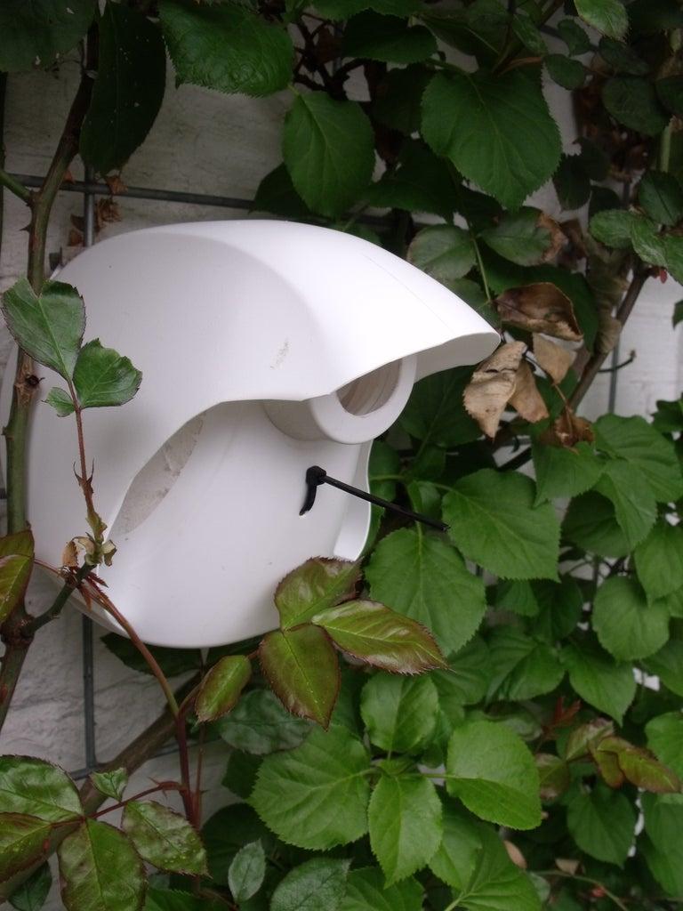 Plastic Bottle Birdhouse