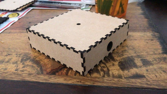 Make a Fabulous Container for Your Project