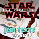 Textos sagrados Jedi