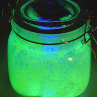 Creepy UV Sun Jar