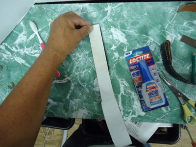 Peel and Stick Tape