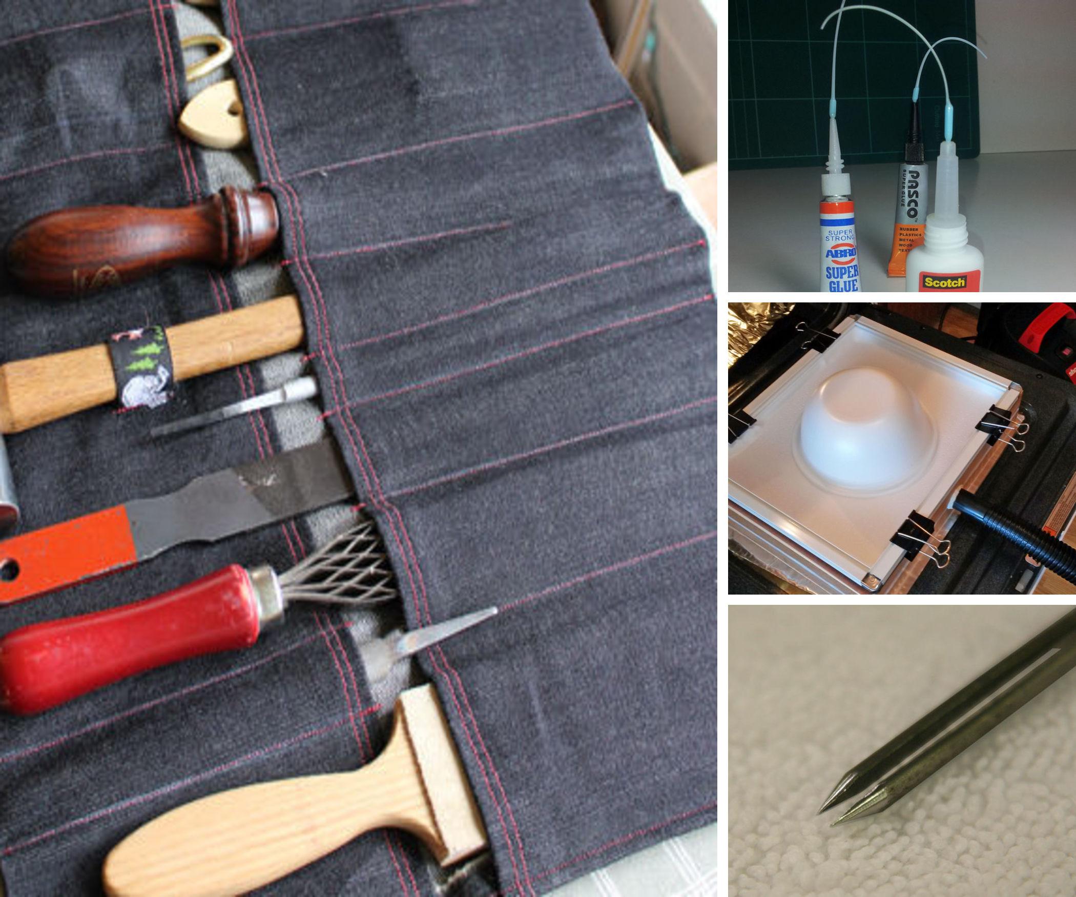 1. Shop Setup, Projects