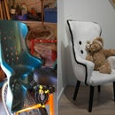 Reviving a bicycle seat - a fun weekend project.