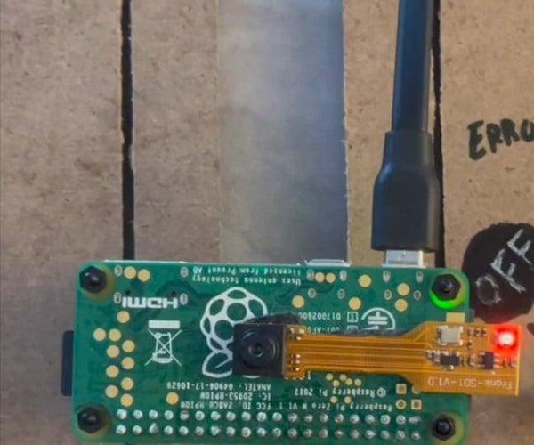 Custom PCB for Overhead Camera