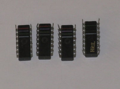 Integrated Circuit Color Codes