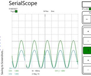 Wireless Arduino Oscilloscope