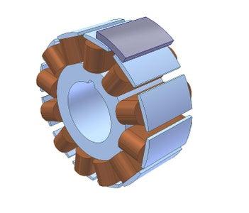 The Brushless DC Motor