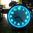 el wire clock