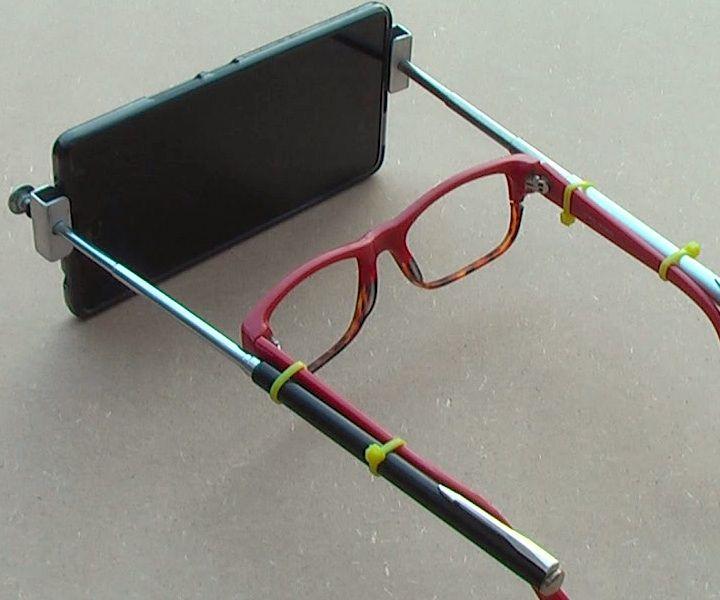 Simple Smartphone Headmount