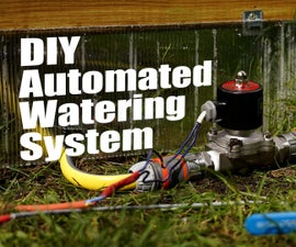 DIY Automated Watering System