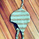 Nepalese Earflap Hat From Sweater