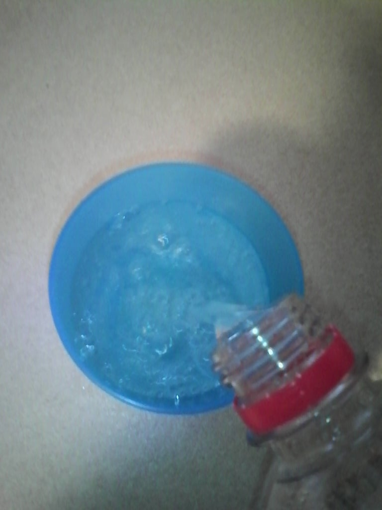 Add Mineral Water...