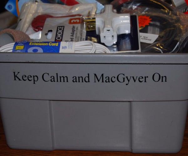 Teen Survival Box - the Best Graduation Present EVER!