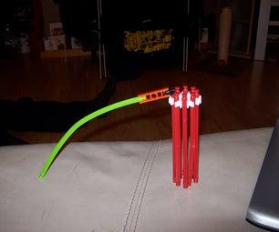 Knex Gun/bow Trap =)