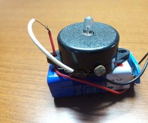"""How to Make a """"Dark Sensor."""""""