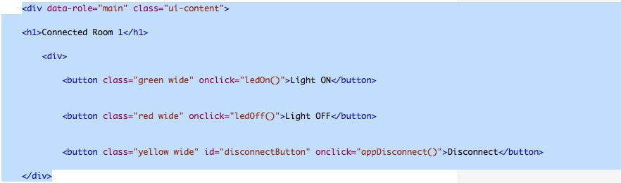 Using JQuery Mobile Tabs and Pages With Evothings