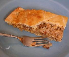 Best Mom Savory Minced Meat Pie