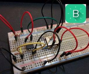 Esp8266-12  Blynk Wireless Electric Power Meter