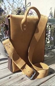 Leather Satchel / Bag