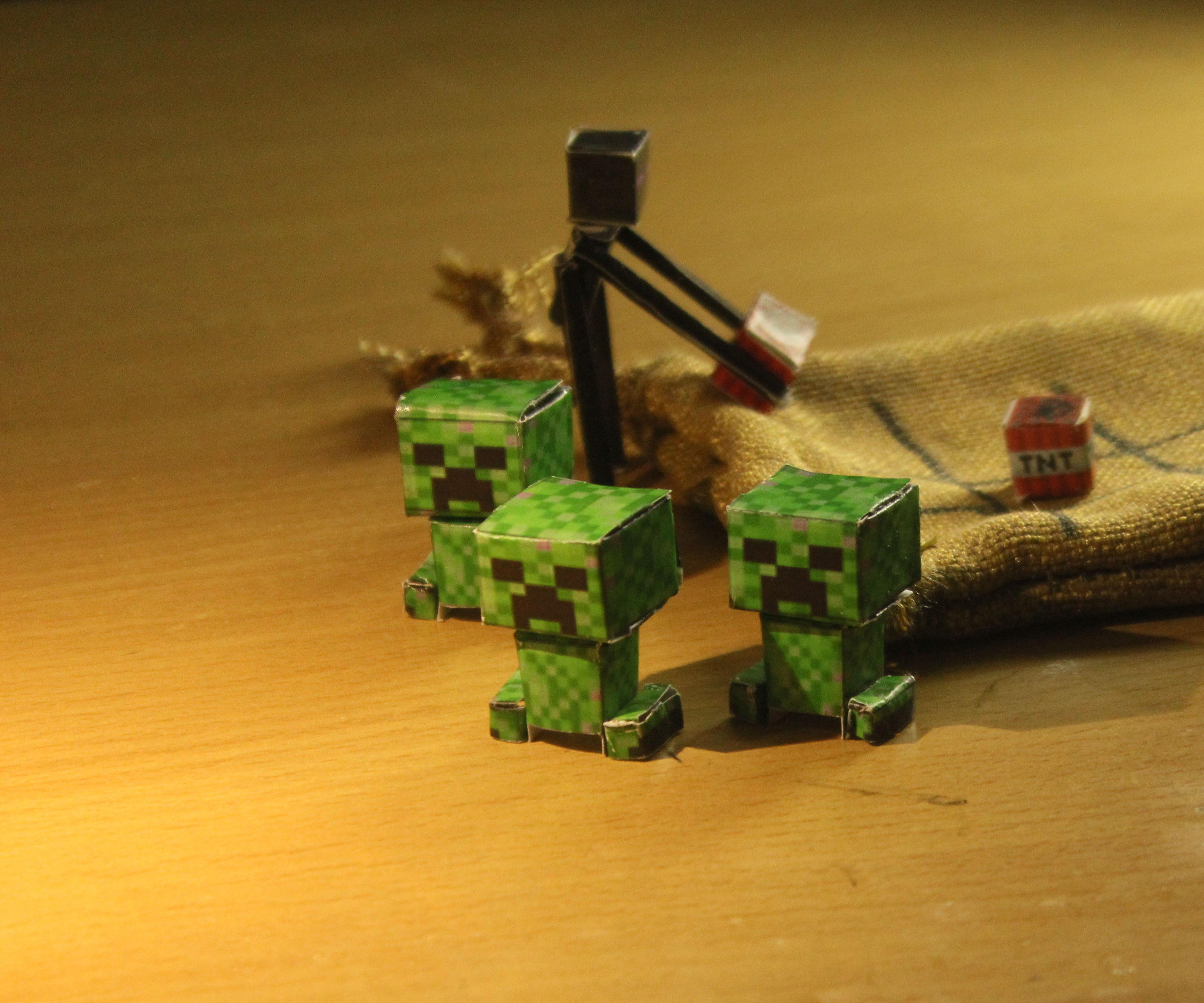 Lets Make a Tic Tac Toe - Minecraft