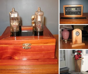 The Woodworking Projects