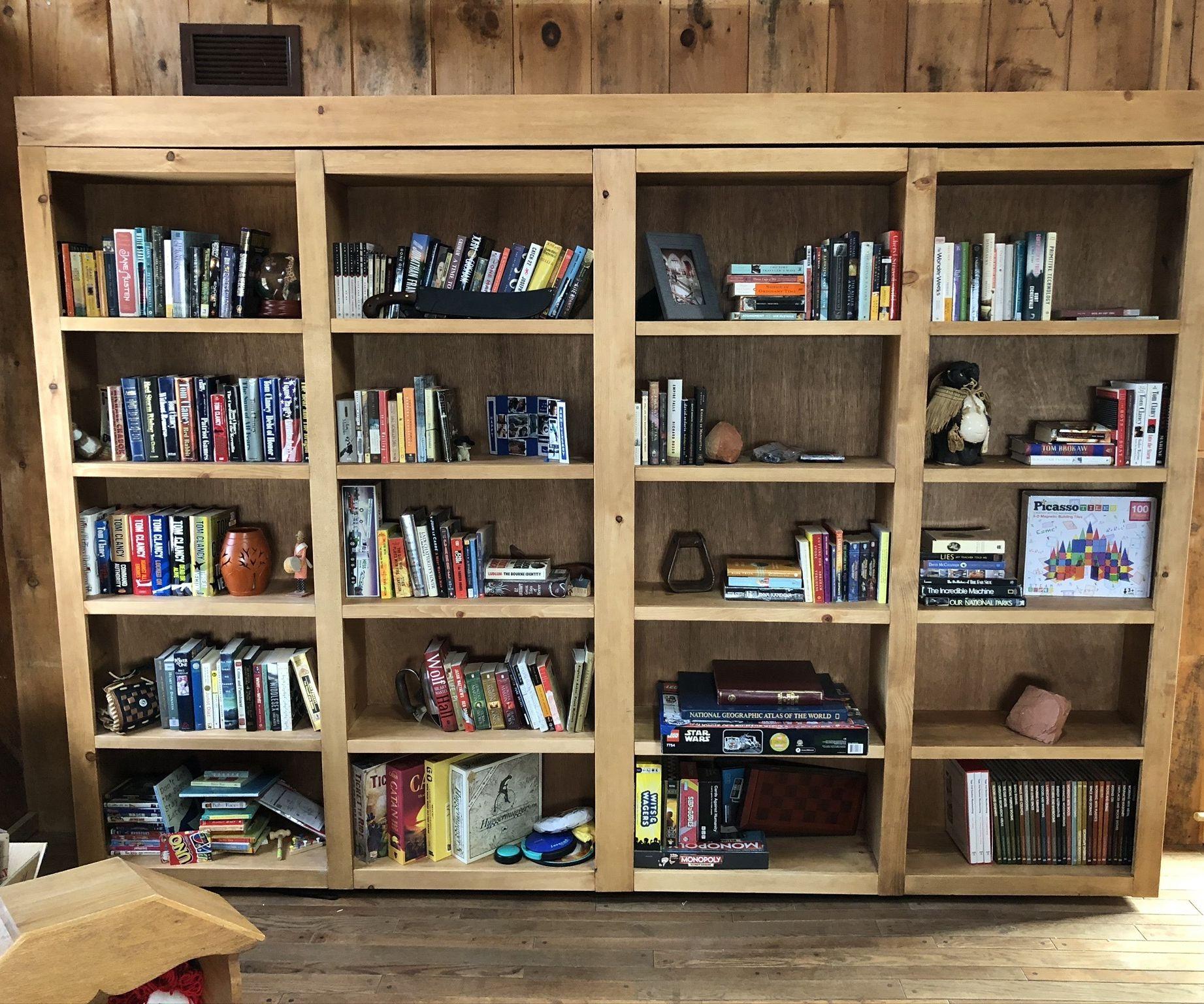 Secret Bookcase TV
