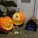 Jack's Haunted House O'Lantern
