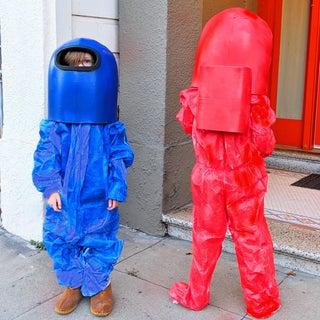 How to Make an Among Us Costume