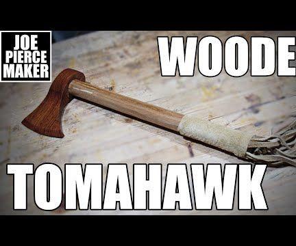 Wooden Tomahawk