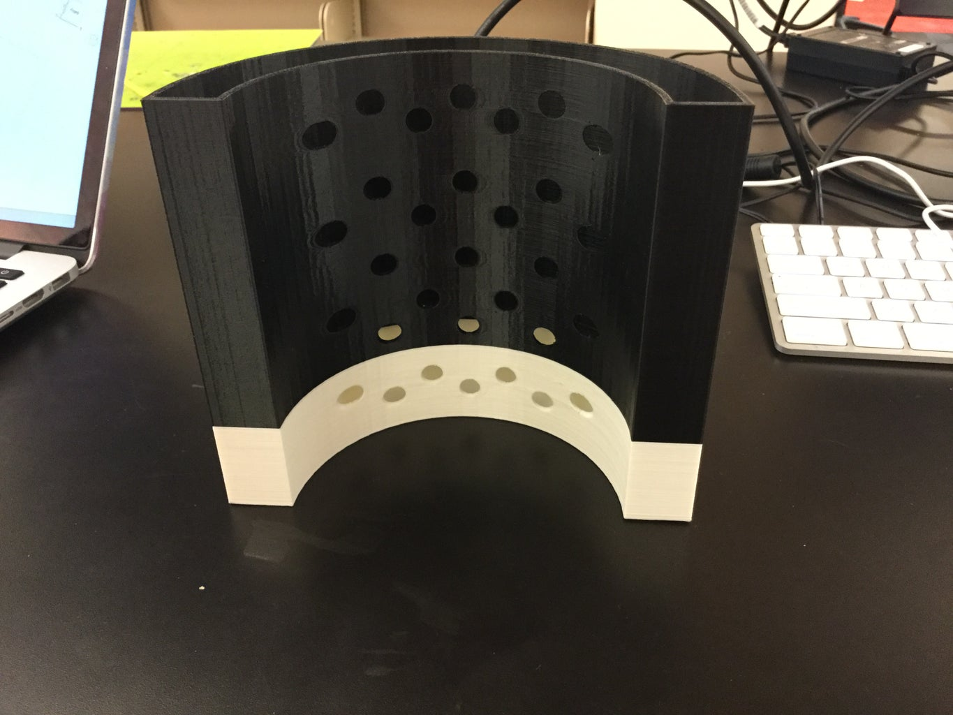 Print Your 3D Isolation Shield