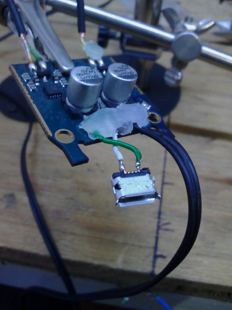 Montar El USB