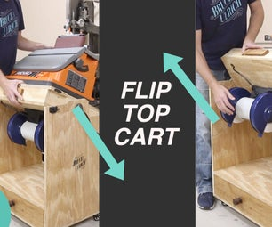 How to Make a Flip Top Cart