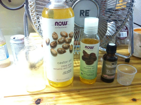 Natural Oil Face Wash