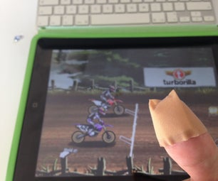 Capacitive Bandage and Mad Skills Motocross 2