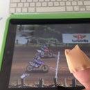 Capacitive Bandage and Mad Skills Motocross 2