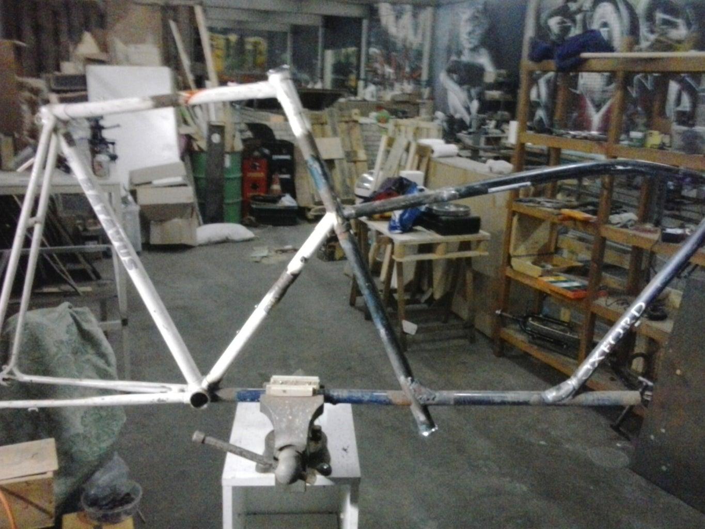 Build Frame