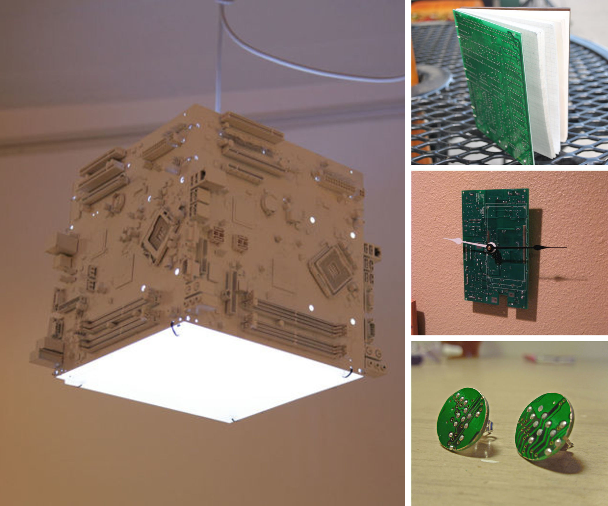 11 Projects YOU can Make from Old Circuit Boards! (PCB's)