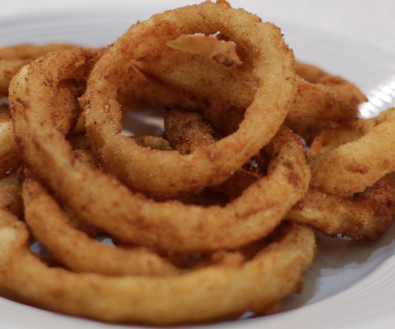 Easy Amazing Onion Rings