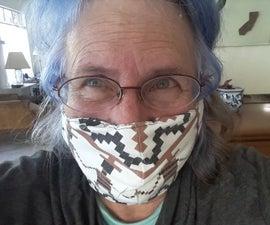 KO's Non-fog Mask for Eyeglass Wearers
