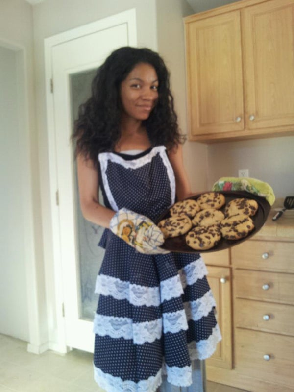DIY HOW TO MAKE a VINTAGE STYLE APRON EASY