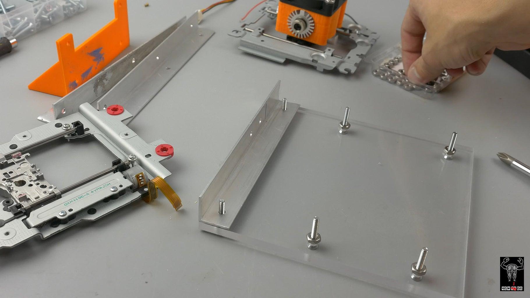 Assembling the Base