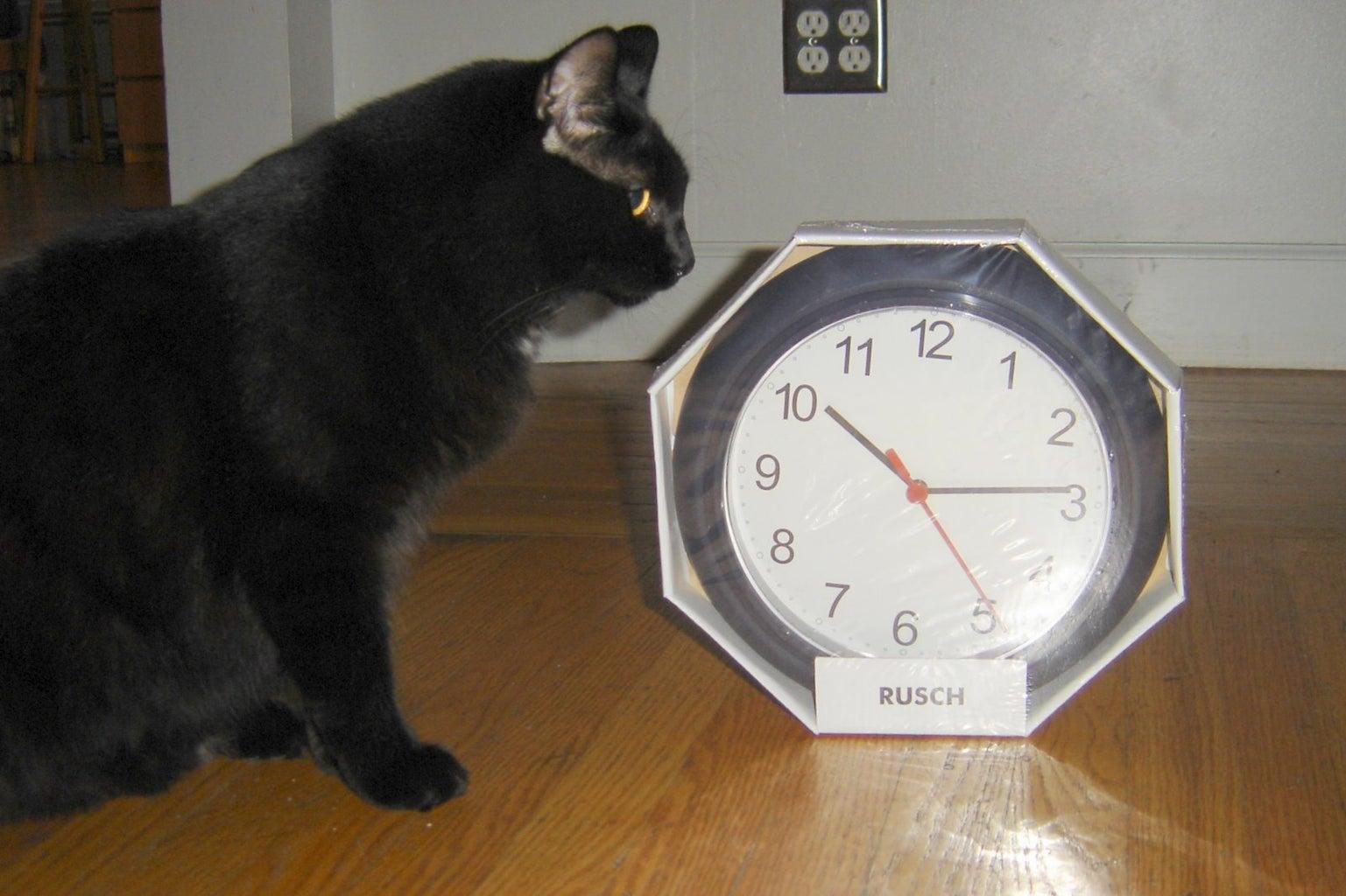 Buy a Cheap IKEA Clock