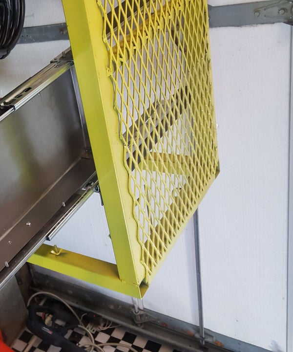How to Make a Metal Drawer!
