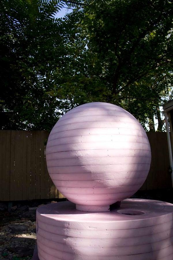 Make a Foam Sphere!