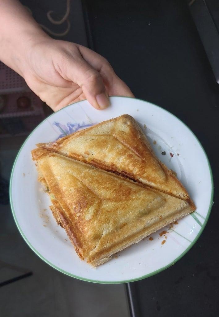 Assembling of Sandwich