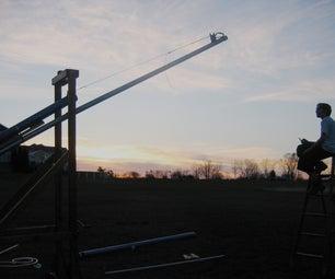 Colossal Cannon: Building a Behemoth Piston-valved Pneumatic