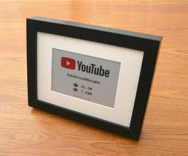 YouTube Subscriber Counter